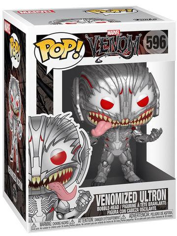 Фигурка Funko POP! Bobble: Marvel: Marvel Venom S3: Ultron 46454