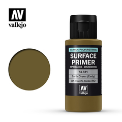 Surface Primer 611-60ml Earth Green (Early)