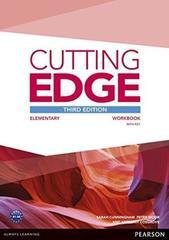 Cutting Edge 3Ed Elementary Workbook with Key