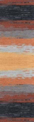 Купить Пряжа Alize Lanagold batik Код цвета 4248 | Интернет-магазин пряжи «Пряха»