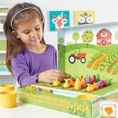 овощи на грядке Learning Resources