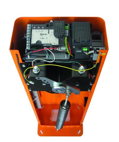 Электромеханический шлагбаум М3BARKIT