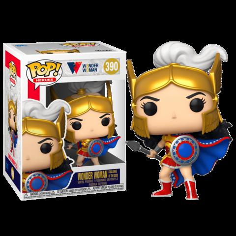 Funko POP! Heroes DC Wonder Woman 80th Wonder Woman (Challenge Of The Gods)