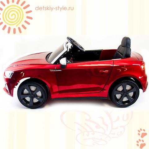 "Электромобиль ""Audi S5 Cabriolet LUXURY"" (HL258-LUX)"