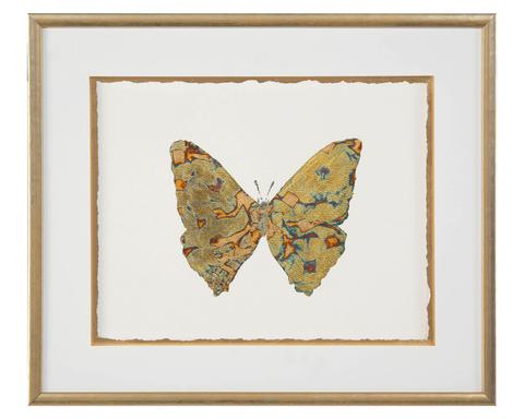 Shimmering Butterfly V