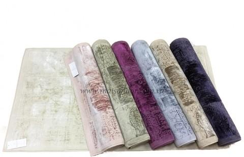 Комплект махровых ковриков  GARDINER - ГАРДИНЕР 2пр 50х60 и 60х100 Maison Dor (Турция)
