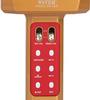 Беспроводной караоке микрофон Wster WS-1828 (Золотой)
