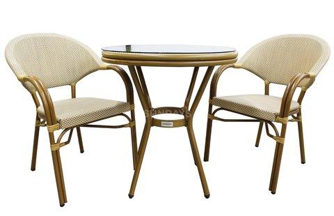 Комплект мебели для кафе и ресторанов Sundays Terrace T130/С029-TX