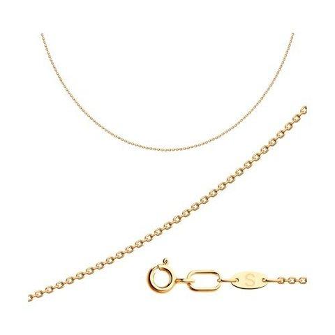 581030304 - Цепь из золота якорного плетения