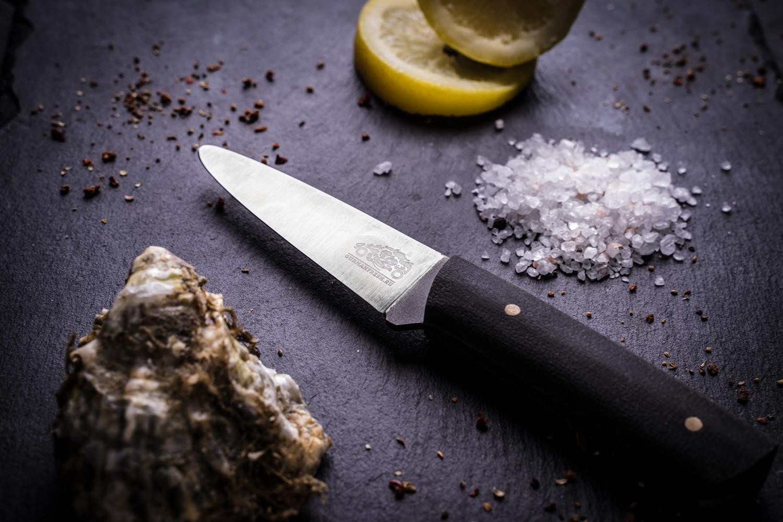 Нож для вскрытия устриц