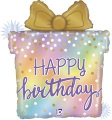 Г  Фигура, Подарок на День Рождения, Голография, 27