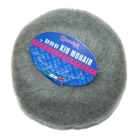 Купить Пряжа BBB Kid mohair Код цвета 9501 | Интернет-магазин пряжи «Пряха»