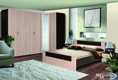 Модульная система для спальни Милена