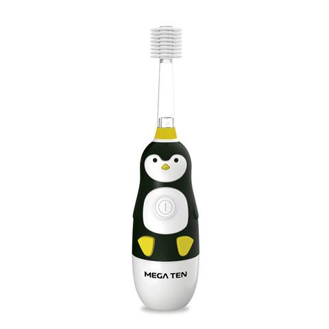 Зубная щетка «Пингвиненок» Megaten Kids Sonic