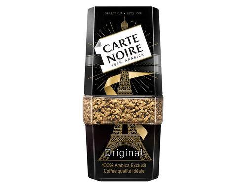 купить Кофе растворимый Carte Noire Original, 95 г стеклянная банка