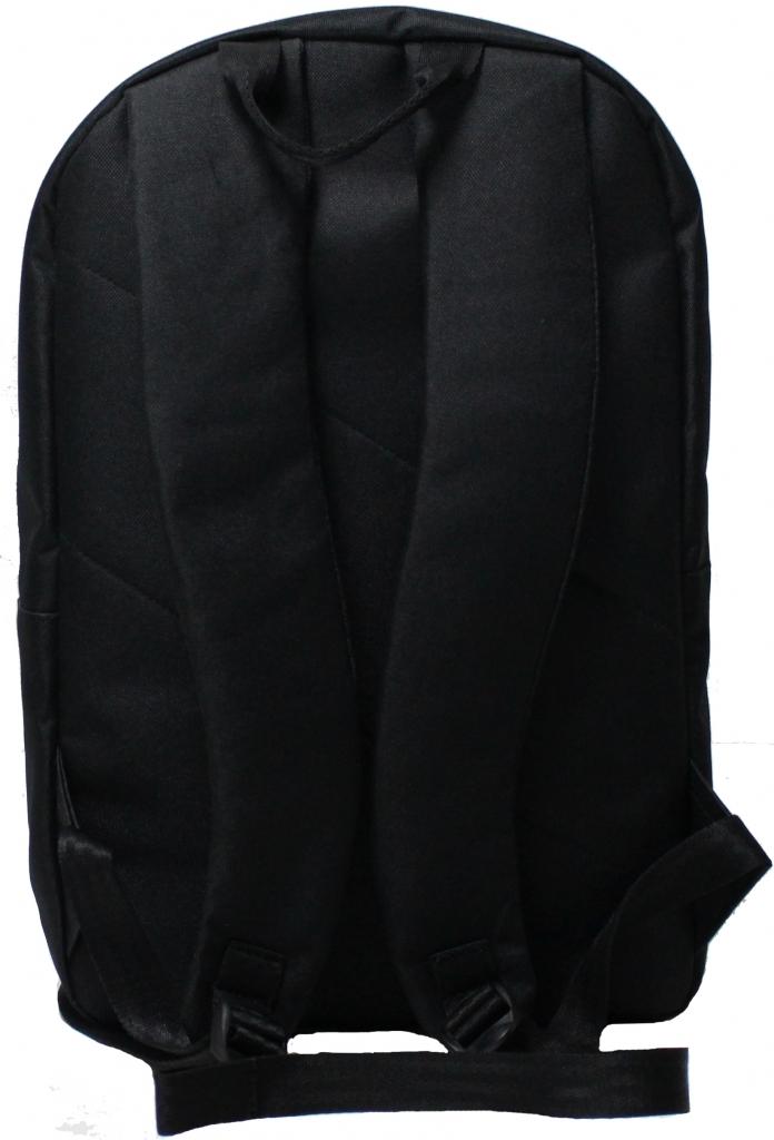 Рюкзак Bagland Must 14 л. Чёрный (0010666)