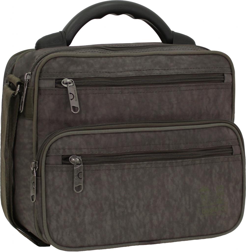 Мужская сумка Bagland Mr.Braun 8 л. Хаки (0024070)
