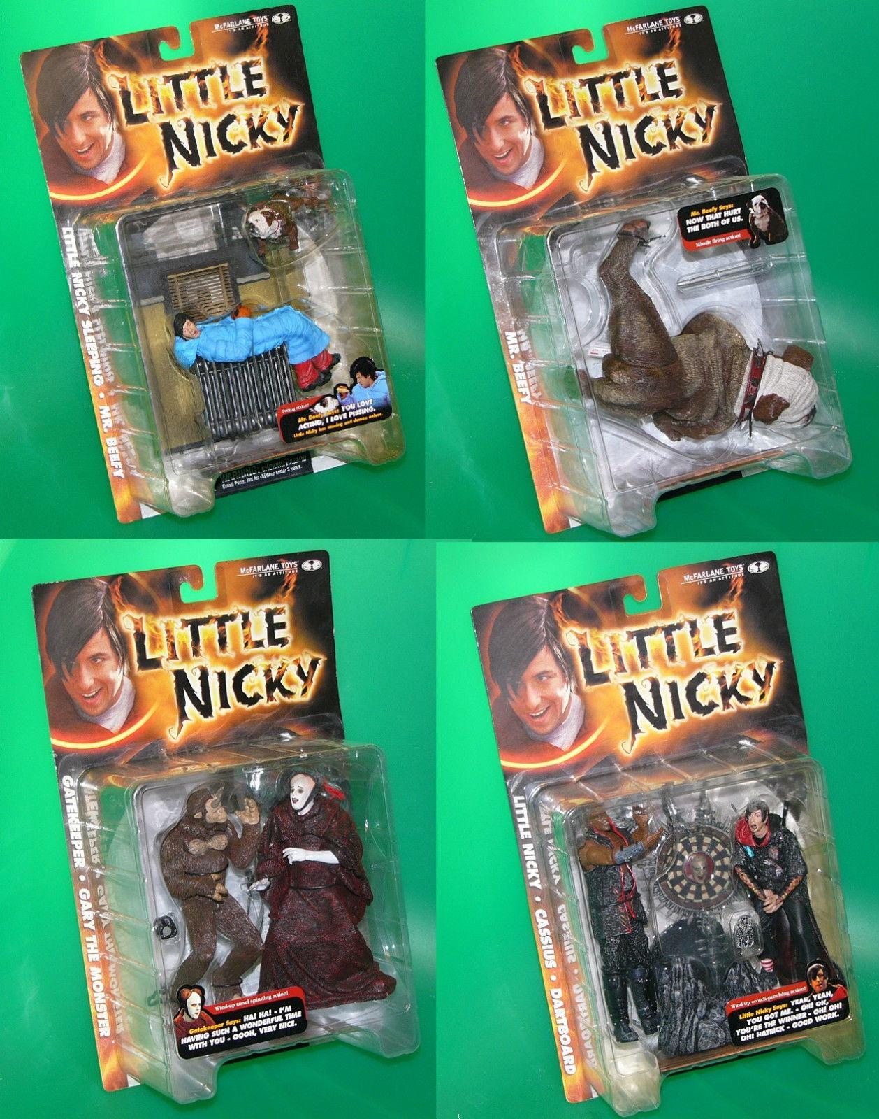 Little Nicky Set of 4