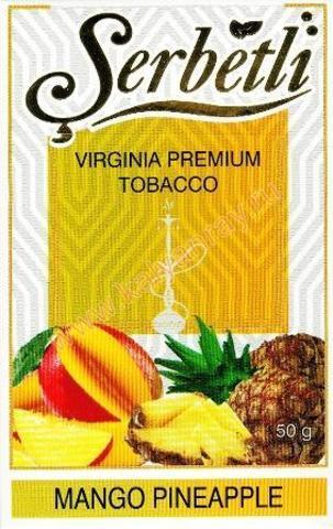 Serbetli Mango Pineapple