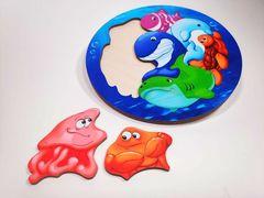 Пазл Подводный мир, ToySib