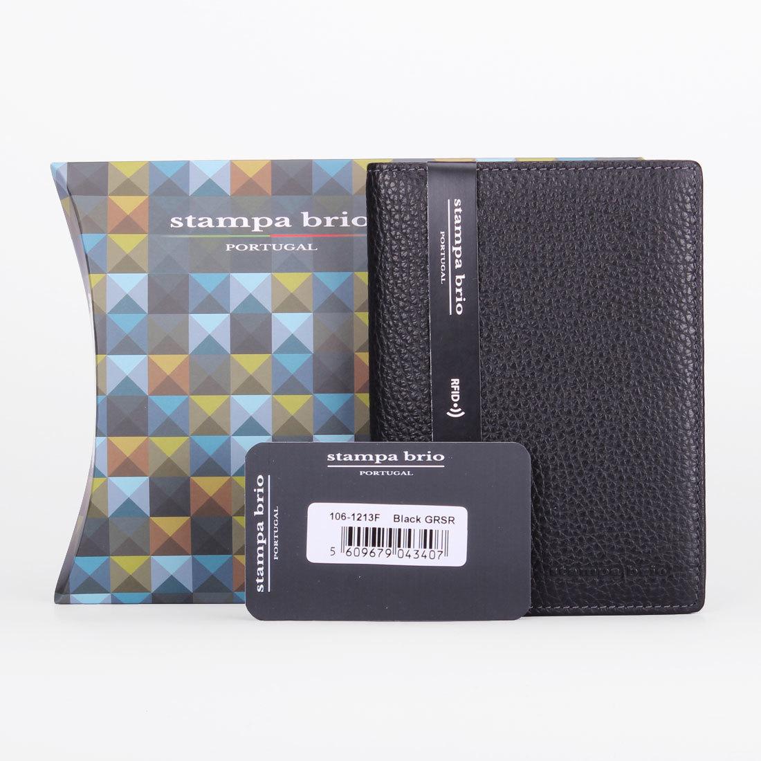 106 R - Обложка для паспорта с RFID защитой