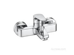 ATLAS Смеситель для ванны-душа без аксессуаров Roca 5A0290C0M фото