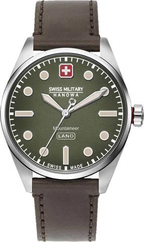 Часы мужские Swiss Military Hanowa 06-4345.04.006 Mountaineer