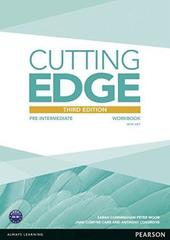 Cutting Edge 3Ed Pre-Intermediate Workbook with Key