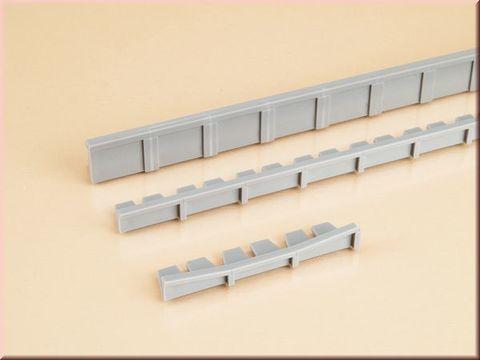 Окантовка перронов и платформ - 6мм, (TT)