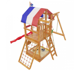 Детская деревянная игровая площадка Тасмания
