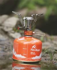 Туристическая газовая горелка Fire-Maple FMS-102