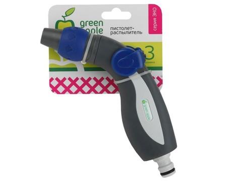 Пистолет для полива Green Apple 3 режима