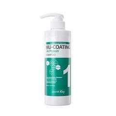Шампунь secretKey Mu Coating Silk Protein Shampoo 500ml