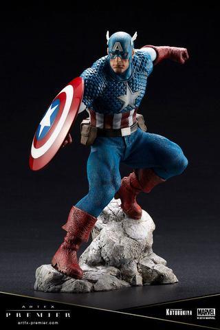 Фигурка Captain America ARTFX Premier Statue