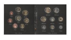 Набор монет 20 лет Евросоюзу. Испания