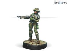 Ariadna - Foxtrot Rangers (Boarding Shotgun)