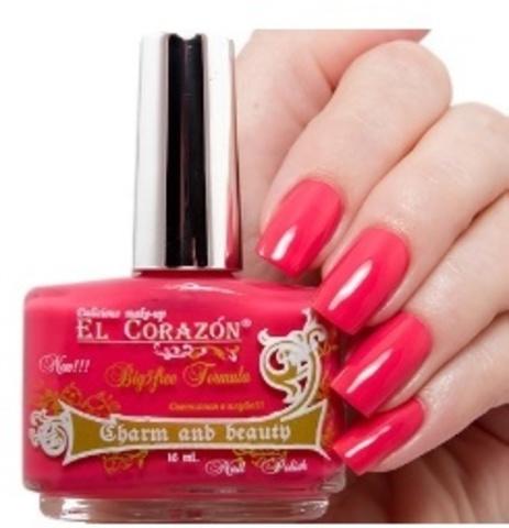 El Corazon Лак  Charm&Beauty  т.858  16мл