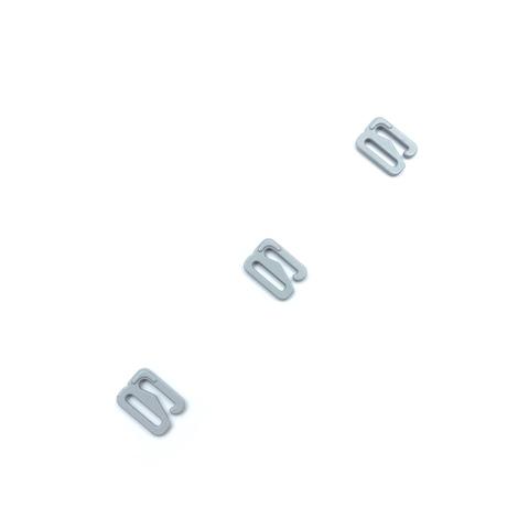 Крючок для бретели серый 10 мм (цв. 166)