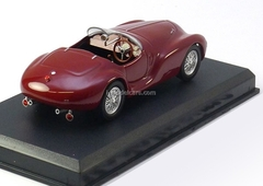 Ferrari Auto Avio darkred Altaya 1:43