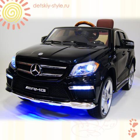 "A999AA ""Mercedes Benz GL63 4x4"""