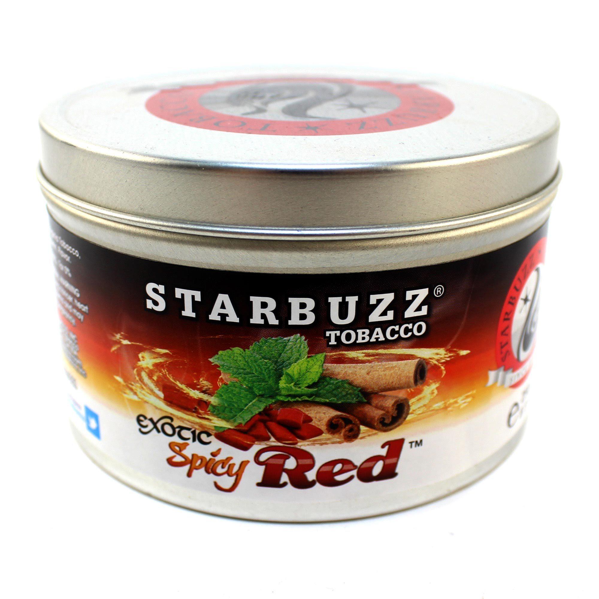 Табак для кальяна Starbuzz Exotic Spicy Red 250 гр.