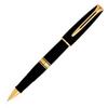 Waterman Charleston - Ebony Black GT, ручка-роллер, F, BL