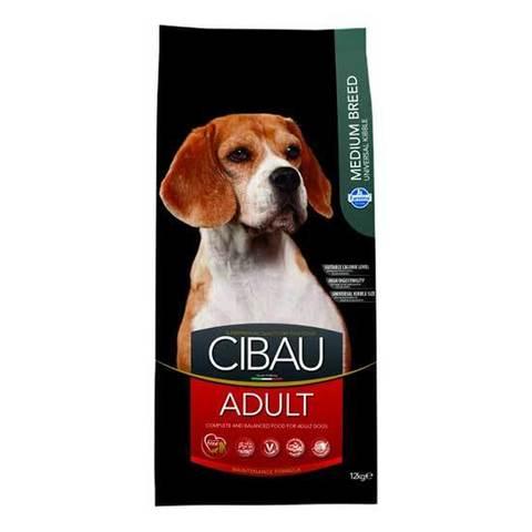 12 кг. FARMINA CIBAU Сухой корм для взрослых собак средних пород Adult Medium Breed