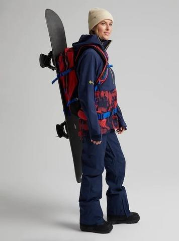 Картинка рюкзак сноубордический Burton ak incline 20l pack Flame Scarlet Rpstp - 3