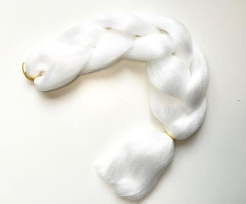 Канекалон A11 (белый)
