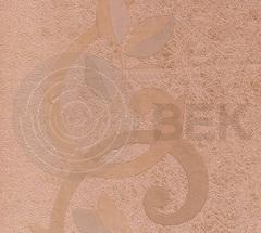 Ламинированная панель Век Шелкография медная