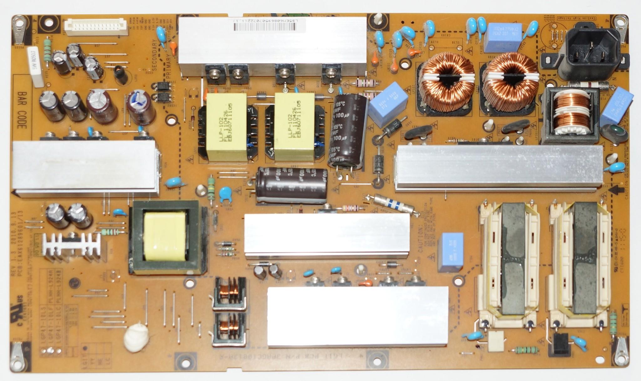 EAX61289601/13 блок питания телевизора LG