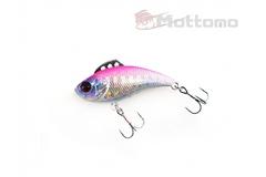 Воблер Mottomo Saltar 40S 4g Silver Pink