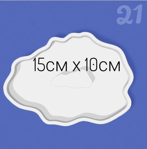 Молд для эпоксидной смолы ЭМ-021