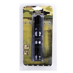Фонарь пластиковый 9,8х2 см, светодиодный